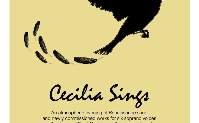 Cecilia Sings: Philomel in concert 4 May 2019